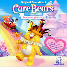Care Bears Journey to Joke-A-Lot Original Soundtrack  (CD, Oct-2004, Madacy) NEW
