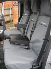 Ford Transit Custom 2013 on Tailored Seat Covers.+Free Embroidery
