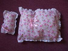 Set carrozzina bambole Fit Silver Cross Ranger carrozzina piccole dimensioni Rose Rosa