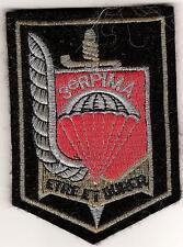 PARAS      TDM         3°RPIMa          patch régimentaire NON monté sur scratch