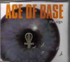 Ace of Base- The sign cd maxi single