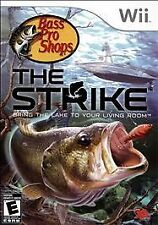 Wii Bass Pro Shops : The Strike Fishing Game