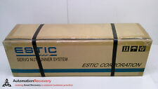 ESTIC TU040RC-S, AC SERVO NUT RUNNER TOOL UNIT, 200W,, NEW #219864