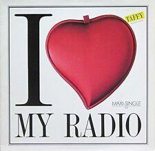 """Taffy I love my radio (1985) [Maxi 12""""]"""