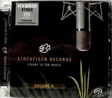 STOCKFISCH RECORDS - SFR357.4011 - CLOSER TO THE MUSIC - VOLUME 4 - HYBRID