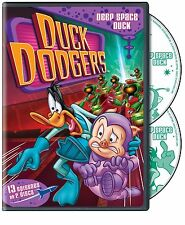 Duck Dodgers . Season 2 . Deep Space Duck . All 13 Episodes . 2 DVD . NEU