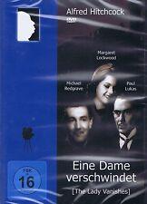 DVD NEU/OVP - Eine Dame verschwindet (Alfred Hitchcock) - Michael Redgrave