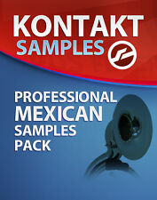 Mexican Samples for Kontakt 5 and up