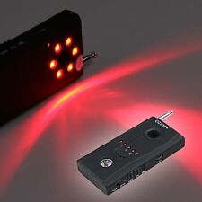 New Anti Spy Camera Cell Phone GPS Bug RF Signal Detector Tracer Finder