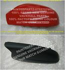 USED N/S FLAME RED VAUXHALL MK5 ASTRA H VXR DOOR WING MIRROR COVER LOWER HOLDER