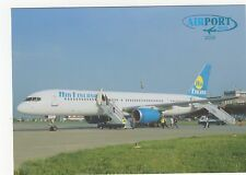 Air Finland Boeing 757-200 Aviation Postcard, B006