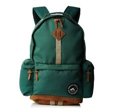 Vans Alpe D' Hues Green Classic Mens Unisex Backpack School Bag