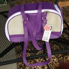 Dog/Cat/Pet/Carrier/Purse/Tote/Bag - ES Collection - Hampton Carrier-Small- NEW