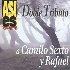 NEW - Doble Tributo a Camilo Sesto Y Rafael by Various Artists