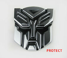 3D Logo Autobot Transformers Emblem Badge Graphics Decal Car Sticker Decoration