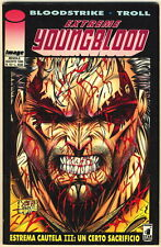 EXTREME YOUNGBLOOD 10 IMAGE STAR COMICS 1995 SACRIFICIO