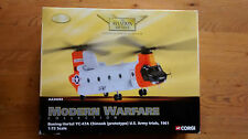 CORGI AVIATION BOEING-VERTOL YC-47A CHINOOK (PROTOTYPE)U.S ARMY TRIALS 1961 1:72