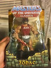 Masters Of The Universe Classics Zodac MOC VHTF