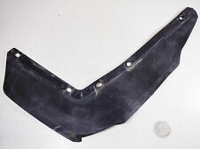 84 HONDA ATC200ES BIG RED RIGHT REAR FENDER MUD FLAP SLASH GUARD