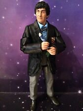 DOCTOR WHO FIGURE - THE 2nd SECOND DOCTOR with FLUTE - PATRICK TROUGHTON 1966-69