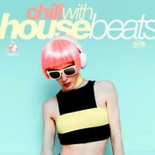 CD Chill With House Beats von Various Artists  2CDs