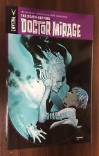 DEATH DEFYING Doctor Mirage Volume 1 TPB -- Valiant -- Jen Van Meter