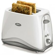 Oster 6331 Inspire 2Slice Toaster, White, New, Free Shipping