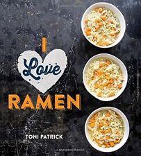 I Love Ramen, Toni Patrick