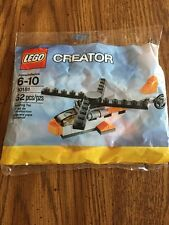 "LEGO - Creator:  ""MINI  HELICOPTER"" - (Set #30181) - NEW! (sealed)"