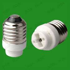 Edison Screw ES E27 To G9 Light Bulb Adaptor Lamp Socket Base Converter Holder