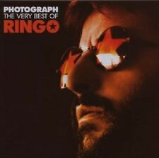 "Ringo Starr ""photograph the very best of"" CD NUOVO"