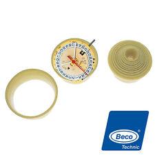 BECO Porte-Pièce En Plastique pour Travaux de l'horloge 9 jusqu'à 48 mm 12 pièce