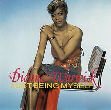DIONNE WARWICK : JUST BEING MYSELF / CD - TOP-ZUSTAND