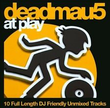 At Play, Vol. 1 by Deadmau5 (CD, Oct-2008, Play Records)