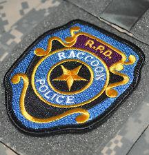 AFSOC RACCOON CITY R.P.D. RESIDENT EVIL DUSTOFF MEDICVAC PEDRO PJ + BAGGAGE TAG