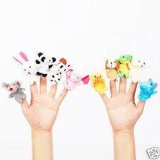 Awals Animal Finger Puppet Finger Puppets (Pack of 10)