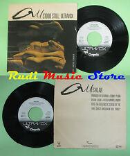 LP 45 7'' ULTRAVOX All stood still Alles klar 1981 CHRYSALIS 103331 no cd mc dvd