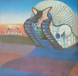Emerson, Lake & Palmer – Tarkus  LP made in Italy 1979 copertina apribile