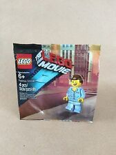 Emmet Pyjamas Minifigure The Lego Movie Gamestop Exclusive Sealed Polybag