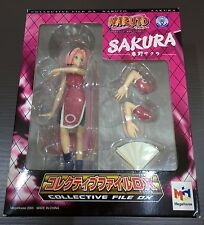 SAKURA HARUNO MEGAHOUSE COLLECTIVE FILE DX NARUTO ACTION FIGURE RARE ORIGINAL