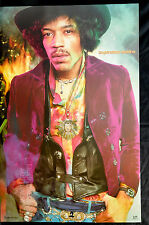 JIMI HENDRIX - EXPERIENCE POSTER (87x57cm)  NEW LICENSED ART