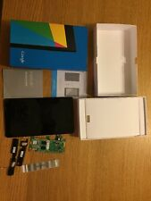 ASUS NEXUS 7 ME571K WORKING MOTHERBOARD SPEAKERS ETC BOXED SCREEN CRACKED