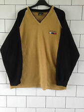 RARE OLD URBAN VINTAGE RETRO OLD SCHOOL FLEECE SWEATSHIRT SWEATER JUMPER UK XL