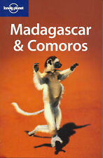 Madagascar and Comoros by Gemma Pitcher, Patricia Wright lonely planet p/b 2004