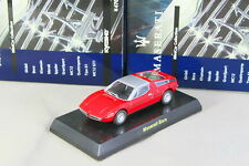 Kyosho 1/64 MASERATI Bora Red  Minicar Collection 2008 Rare Japan