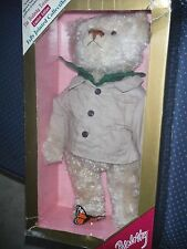 "RARE-1995  BIALOSKY  CHARLIE- 17"" JOINTED  BEAR -LIMITED EDITION-"