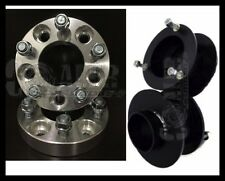 """DODGE RAM 1500 94-13 4WD 2.5"""" INCH FRONT LEVELING KIT and Wheel Spacer 2"""""""