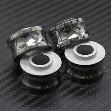 12.5mm Polished Spacers for Radial Brake Calipers GSXR R1 R6 ZX6R ZX10R CBR 1098