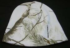 "Kati Camo Camouflage Realtree AP White 8"" Beanie Hat Cap Hunting Snowboarding"