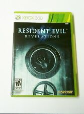 Resident Evil Revelations Xbox 360 Game Tested with Case